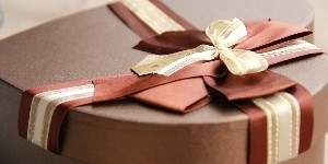 gift boxes and cards