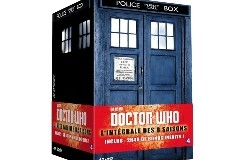 dvd, blu-ray doctor who