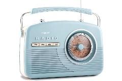 retro, vintage radio