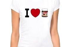 nutella clothes