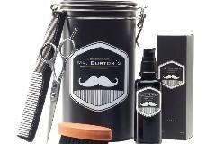 beard & mustache kit