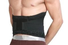 lumbar belt, support