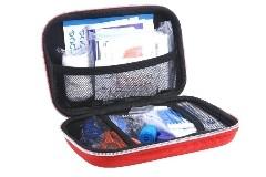 kit de premier soins, sac médical