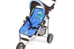 sport, jogging stroller