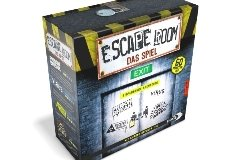 escape game, book
