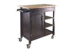 kitchen service cart