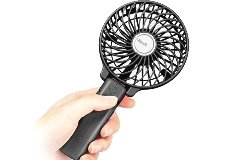 portable hand held fan