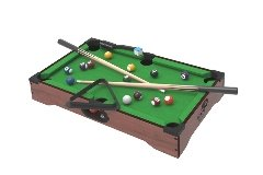 mini pool table