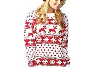 CHRISTMAS PULLOVER FOR WOMAN
