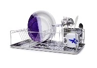 PLATE, DISH DRAINER