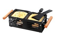RACLETTE GRILL WITH CANDLELIGHT