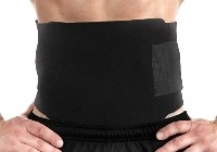 SWEAT TRIMMER BELT